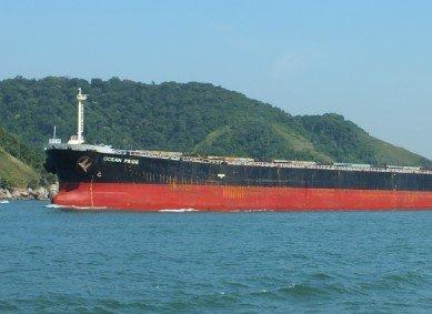 Desentupidora de navio