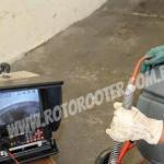 Vídeo inspeção de tubulação