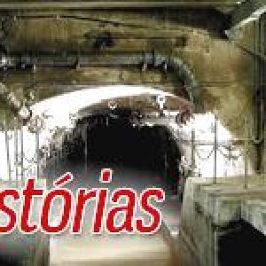 As galerias de esgoto e suas historias
