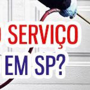 Quanto custa o servico de dedetizacao em SP?